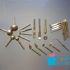 My flower making tools