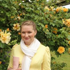 Peter Beales: classic English roses