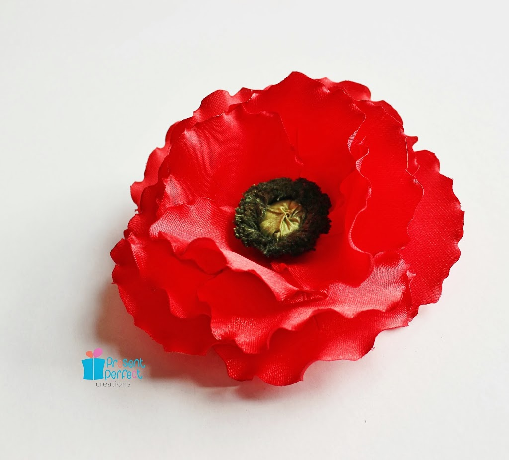 Veteran Poppies Presentperfect Creations Original Hand Crafted