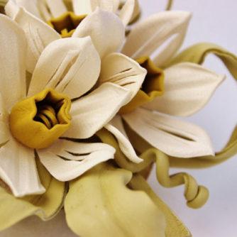 daffodils detail