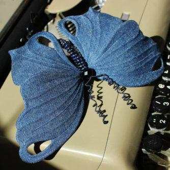 denim butterfly 2