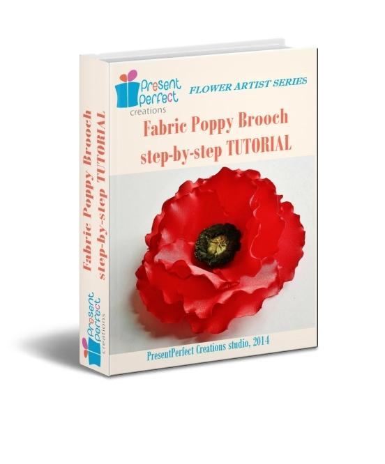 fabric poppy pattern
