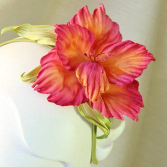 velvet gladiolus flower 2