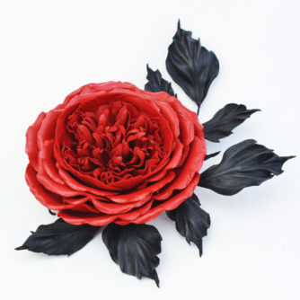 red English rose 2