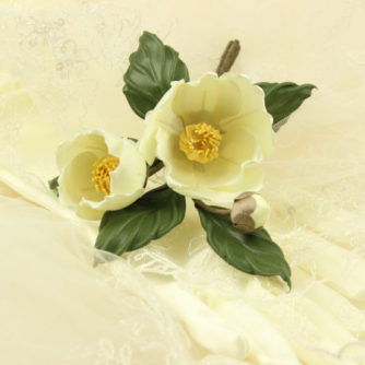 wedding flowers fabric