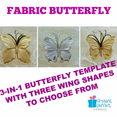 Fabric butterfly template 3-in-1 (.pdf format)