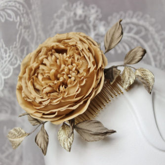 golden rose comb 1