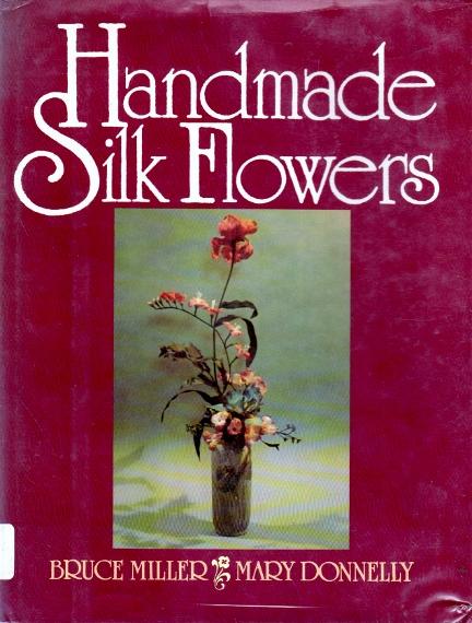 Fabric Flower Making Books Another Useful Book Called Handmade Silk