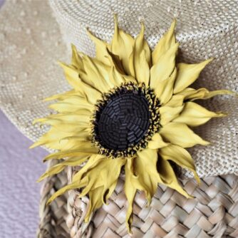 leather sunflower new 800