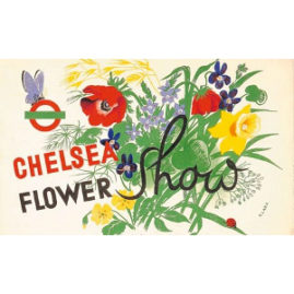 Inspirational Chelsea Flower Show from £38