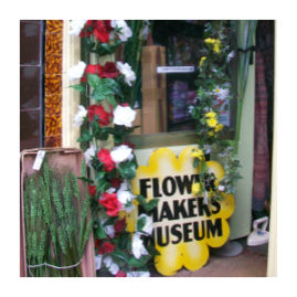 Flower maker's museum from £1