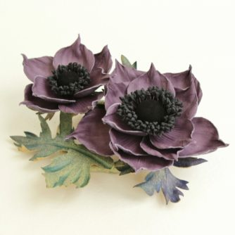 lilac leather anemone brooch - Copy (500x500)