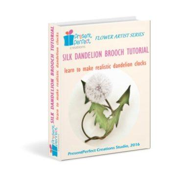 Silk Dandelion Tutorial