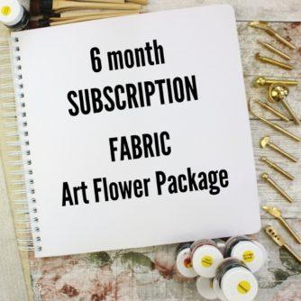 6 month fabric subscritpion)