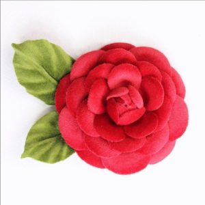 Fabric Camellia tutorial
