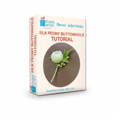 silk peony tutorial