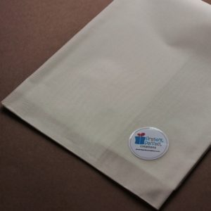 thin rayon backing fabric