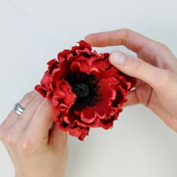NO TOOL flower making tutorials for beginners