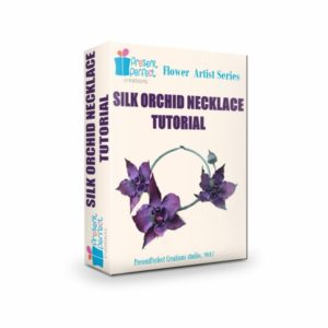 silk orchid tutorial