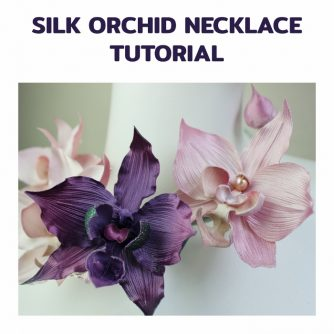 silk orchid tutorial