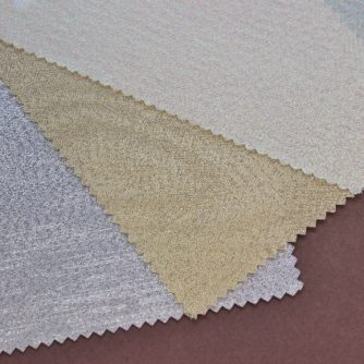 heavyweight lame satin fabric