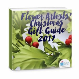 Christmas gift guide for flower maker artist crafter