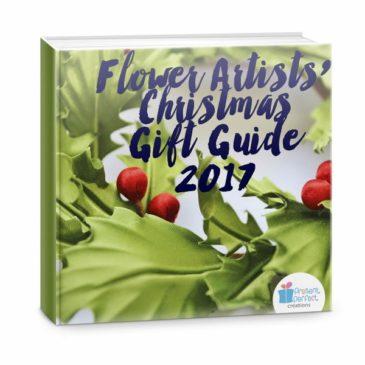 Christmas gift guide for flower maker artist crafter