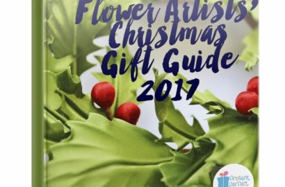 Flower Artists' Gift Guide for Christmas 2017