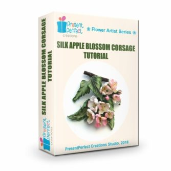 Silk Apple Blossom tutorial