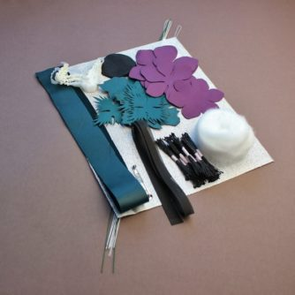 leather anemone kit