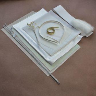 white velvet lily kit