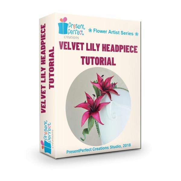 velvet lily tutorial