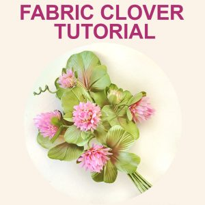Fabric Clover Tutorial