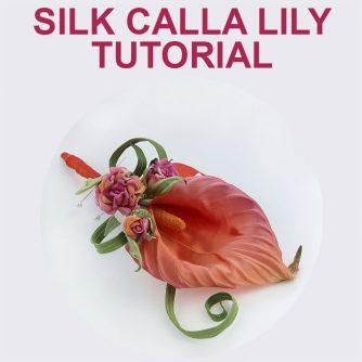 Silk Calla Lily Tutorial