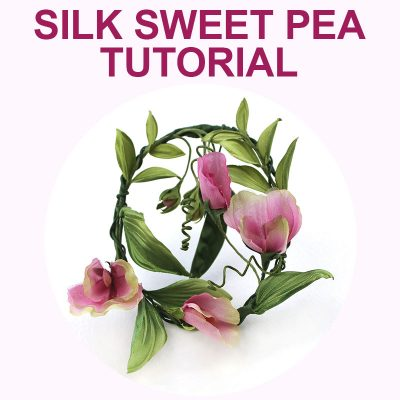 Silk Sweet Pea Tutorial