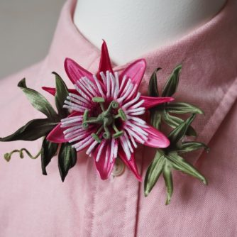 silk passion flower
