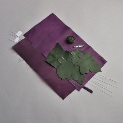 leather grape kit