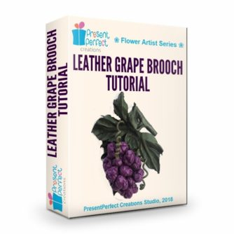 leather grape tutorial cover