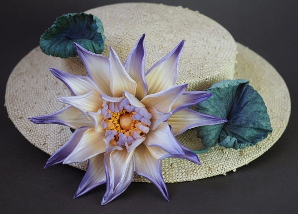 silk water lily