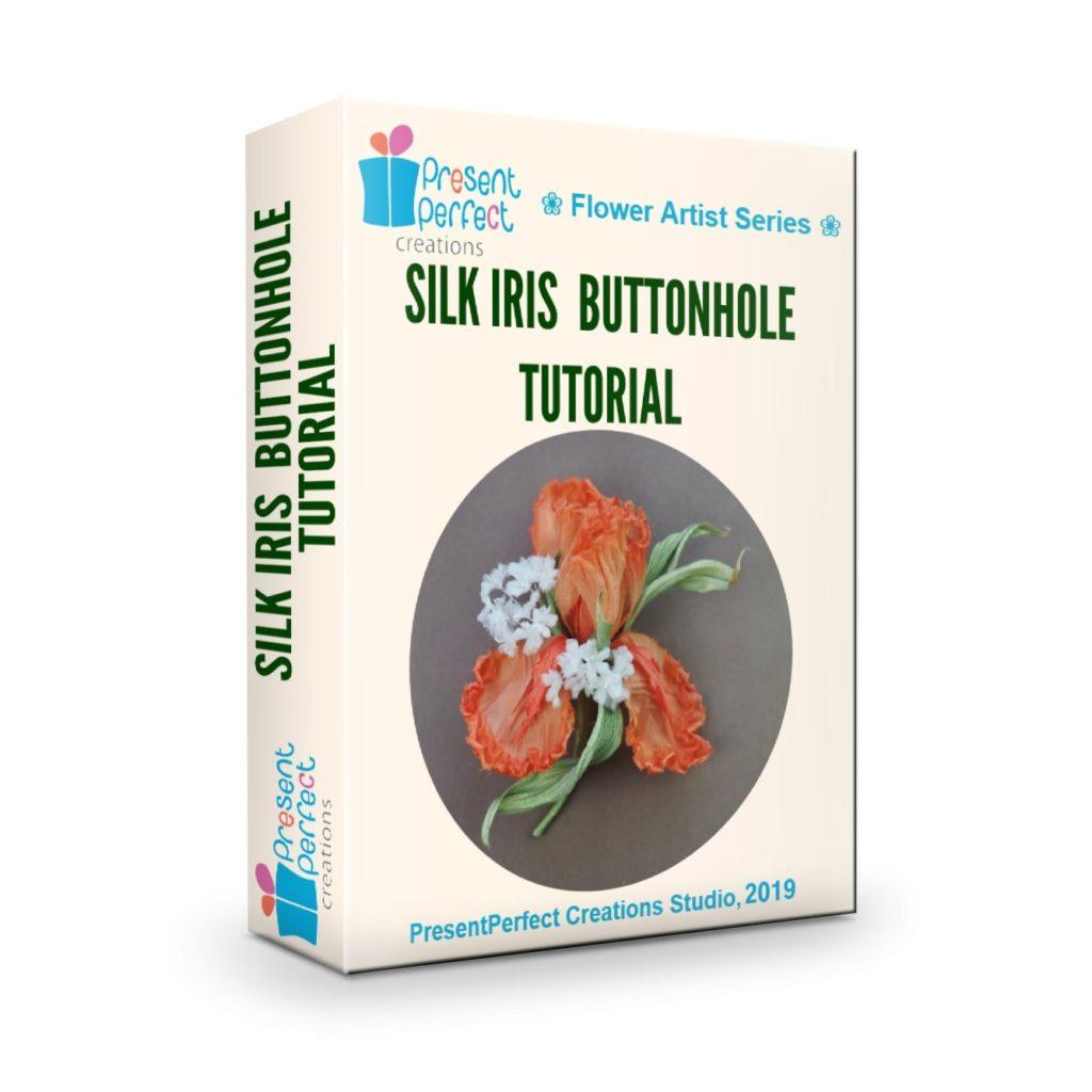 silk iris tutorial