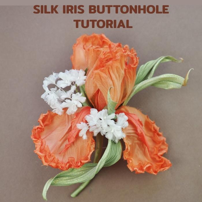 silk iris tutorial cover new