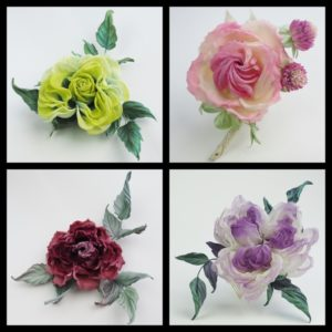 silk rose video tutorials