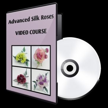 silk rose video course