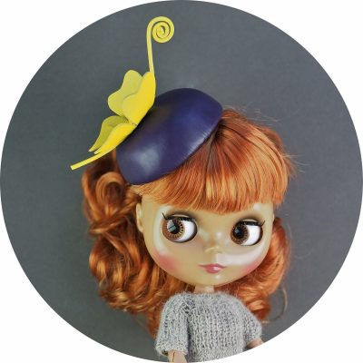 blythe doll hat cover