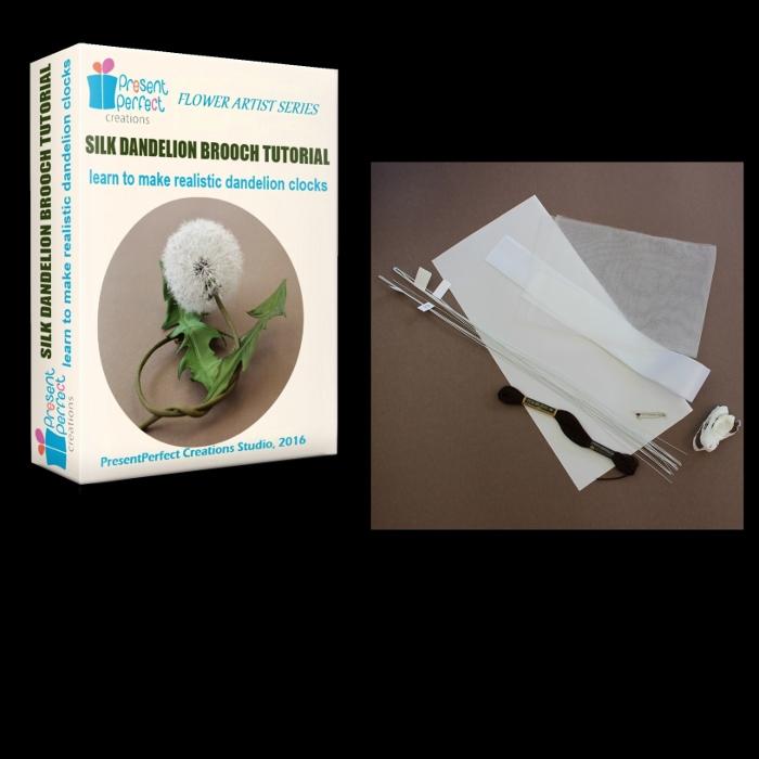 dandelion tutorial+kit