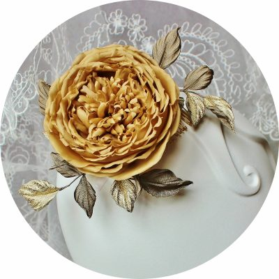 silk English Rose video tutorial
