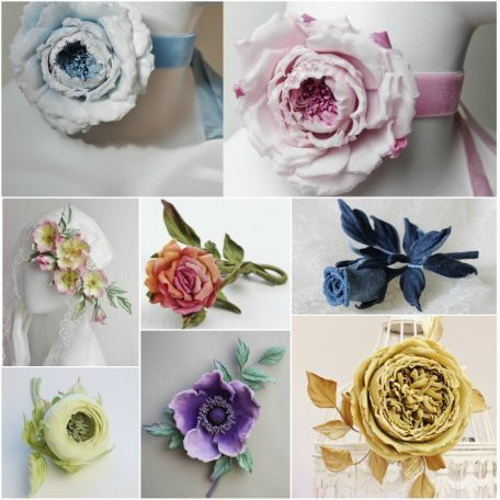 silk rose tutorials