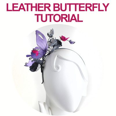 Leather Butterfly Tutorial