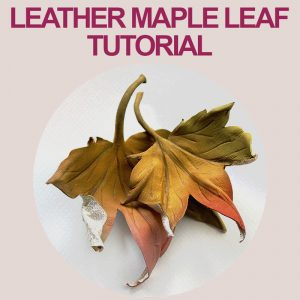 Leather Maple Leaf Tutorial