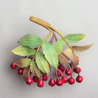 NEW Leather Rowanberry Tutorial